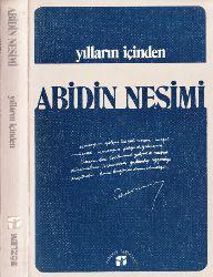 Yılların İçinden-Abidin Nesimi -1977-340s