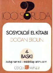 100 Soruda Sosyoloji-Sosyoloji Elkitabı-Doğan Ergun-1973-176s