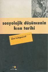 Sosyolojik Düşüncenin Qısa Tarixi-Alan Swingewood-Osman Axınhay-1998-400s