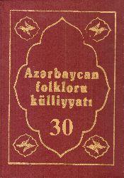 Azərbaycan Folklor Külliyyatı