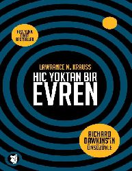 Heç Yoxdan Bir Evren-Lawrence M.Krauss-Çev-Ebru Qılıc-2012-173s