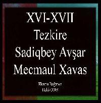 Məcməül Xəvas - Sadiq bəy Əvşar