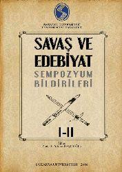 Savaş Ve Edebiyat-1-2-Qapiq-Simpozyom Bildirileri-2016-1100s