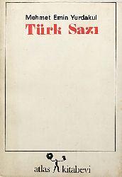 Türk Sazı Mehmed Emin Yurdaqul 1979 193s
