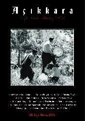 Açıqqara-Xeyalı Qayalı Heqqe Dayalı Dergi-Say-39-Mayıs-Tayyib Atmaca-2021-20s
