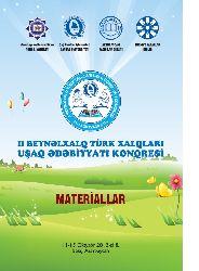İkinci Uluslararasi Türk Ellerinin Uşaq Edebiyatı Konqresi-2012-Baki-487