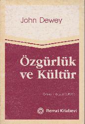 Özgürlük Ve Kültür John Dewey Vedat Günyol 1988 182s