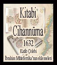 Kitabi Cihannüma-Katib Çelebi-1632