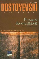 Dostoyevski Puşkin Qonuşması Tektaş Ağaoğlu 2009 94s