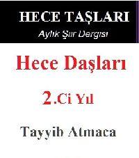 2.Ci Yil-Hece Daşları-Aylıq Şiir Dergisi-Tayyib Atmaca-2016-291s