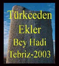 Türk dillərindən əklər
