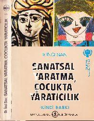 Sanatsal Yaratma-Cocuqda Yaratıcılıq-İnci San-1979-290s