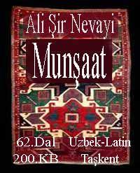 Munşaat Alisher Navoiy