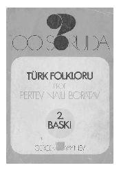 Yüz Soruda Türk Folkloru-Pertev Naili Boratav-1973-141s
