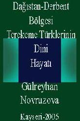 Dağıstan Derbent Bölgesi Terekeme Türklerinin Dini Hayatı