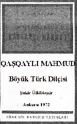 Qaşqayli Mahmud
