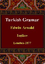Turkish Gramar