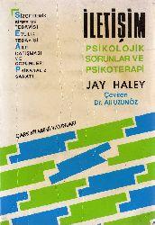 Iletisim-Psikolojik Sorunlar Ve Psikoterapi-Jay Haley-Ali Uzunöz-1988-292s