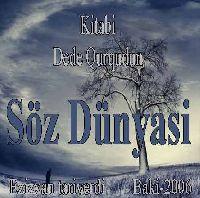 Kitabi Dədə Qurqudun Söz Dünyasi-Əzizxan Tariverdi