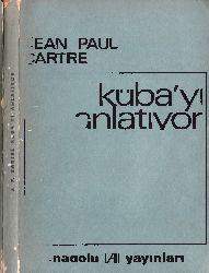 Kubayı Anlatıyor-Jean Paul Sartre-Şahin Alpay-1975-240s