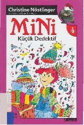 Mini Küçük Dedektif-Christine Nostlinger-Elif Alanquş-65s