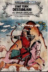 Esgi Türk Destanları Ve Orxun Anıtları-1988-86s