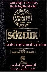 Turkish English Arabic Persian