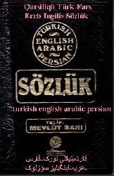 Turkish English Arabic Persian