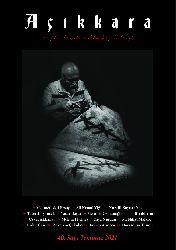 Açıqqara-Xeyalı Qayalı Heqqe Dayalı Dergi-Say-40 Sayı-Temmuz -Tayyib Atmaca-2021-20s
