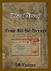 DIVANI NEVAYI-amir alişir Nevayi-Ebced-el Yazma