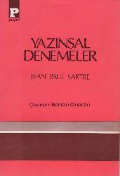 Yazınsal Denemeler-Jean Paul Sartr-Bertan Onaran-1984-143s