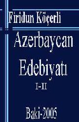 Azerbaycan Edebiyatı I-II