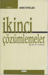 Ikinci Çözümlemeler-Aristoteles-Ali Huşiyari-1997-80s