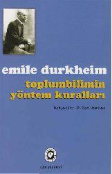Toplumbilimin Yöntem Quralları-Emile Durkheim-Özer Özqaya-2013-207s