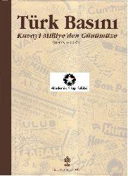 Türk Basını-Quvayi Milliyyeden Günümüze-Orxan Koloğlu-1993-160s