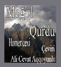 Moğol Kurdu Homeric Ali Cevdet Akkoyunlu