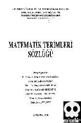 Matematik Terimleri Sözlüghü-H.Hilmi Hacısalihoğlu-2000-686s