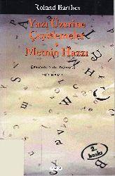 Yazı Üzerine Çeşitlemeler Metnin Hazzi-Roland Barthes-Şöle Demirqol-2004-143s