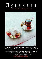 Açıqqara-Xeyalı Qayalı Heqqe Dayalı Dergi-Say-41 Sayı-Temmuz -Tayyib Atmaca-2021-20s