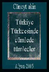 Türkiye Türkcesinde cümlede tümlecler