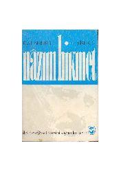 Nazim Hikmet-Şiirleri-1-Ilk Şiirleri-835 Satır-Sesini Kaybeden Şeher-1977-262s