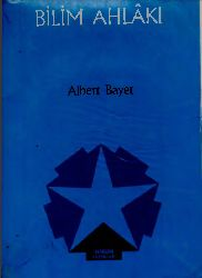Bilim Exlaqi-Albert Bayet-1963 63