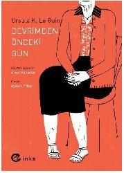 Devrimden Önceki Gün-Ursula K.Le Guin-Ayberk Erkay-2019-57+Cumruriyet Dönemi Bizans çalışmaları Ve Arkeoloji-Semavi Eyice-14s