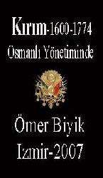 Osmanlı Yönetiminde Kırım-1600-1774