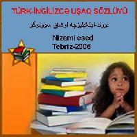 Türk-ingilizcə uşaq sözlügü