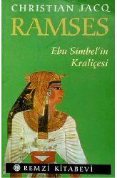 Ramses-4-Ebu Simbelin Kraliçesi-Christian Jacq-A.Riza Yalt-2012-346s