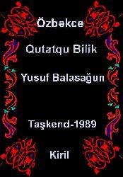 Qutadqu Bilik