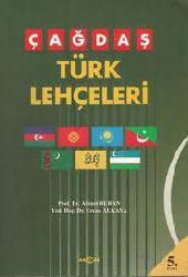 Çağdaş Türk Lehceleri-1-Genel Bilgiler-95s