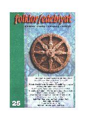 (Folklor-Edebiyat Dergisi /Sayı 25 (2001