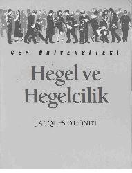 Hegel Ve Hegelcilik-Jacques Dhondt-Çev-Bayram Işıq-1994-104